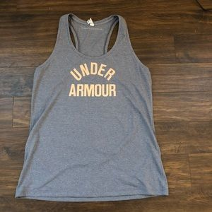 Gray Under Amour Tank